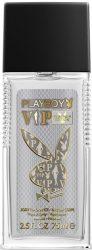 Playboy VIP Férfi 75 ml Deo Natural Spray (3/zsugor, 12/karton)
