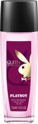 Playboy Queen of The Game női 75 ml Deo Natural Spray (3/zsugor, 12/karton)