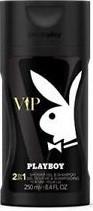 Playboy VIP férfi tusfürdő 250ml (6/zsugor, 12/karton)