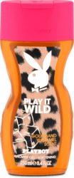 Playboy Play It Wild női tusfürdő 250ml (6/zsugor, 12/karton)