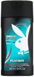 Playboy Endless Night Férfi tusfürdő 250ml (6/zsugor, 12/karton)