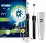 Braun Oral-B Pro 790 Cross Action + Duó Elektromos fogkefe (6/karton)