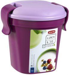 "Curver Lunch&Go pohár ""S"" LILA 0,4l (6/karton)"