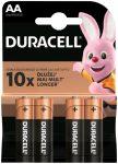DURACELL MN 1500 K4 BASIC Ceruza 4 db (20/karton)