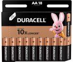 DURACELL MN 1500 K18 BASIC Ceruza 18 db (10/karton)