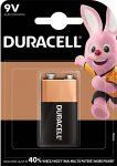 DURACELL MN 1604 K1 BASIC 9V-os 1 db (10/karton)