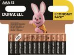 DURACELL MN 2400 K12 BASIC Mikro 12 db (12/karton)