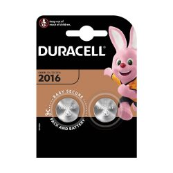 DURACELL DL 2016 B2 Alkáli 2 db (10/karton)