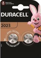 DURACELL DL 2025 B2 Alkáli 2 db (10/karton)