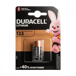 DURACELL DL 123A B1 U Lithium 1 db (10/karton)