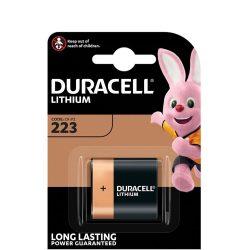 DURACELL DL 223A B1 U Lithium 1 db (6/karton)