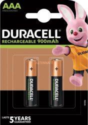 DURACELL LSD B2 Mikro tölthető elem 900 mAh 2 db (10/karton)
