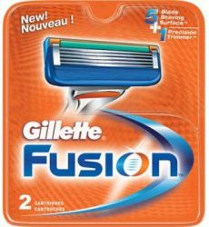 Gillette Borotvabetét Fusion 2 db-os (10/karton)