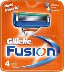 Gillette Borotvabetét Fusion 4 db-os (10/karton)