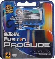 Gillette Borotvabetét Fusion ProGlide 4 db-os (10/karton)