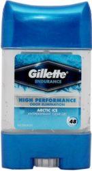 Gillette Izzadásgátló Gél Arctic Ice High Performance 70ml (6/karton)