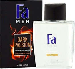 Fa MEN Dark Passion arcszesz 100ml (6/zsugor, 24/karton)