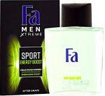 Fa MEN Sport Energy Boost arcszesz 100ml (6/zsugor, 24/karton)