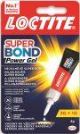 LOCTITE SuperBond POWER GEL 3+1 g