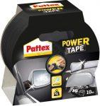 PATTEX Power Tape 10m fekete (12/karton)