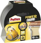 PATTEX Power Tape 25m ezüst (12/karton)