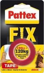 PATTEX Fix Montázsszalag 120 kg (12/karton)