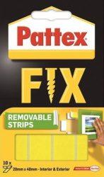 PATTEX Fix Montázscsík 10db (12/karton)