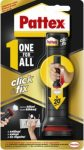 PATTEX Click&Fix One for All 30 g (6/karton)