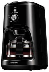 MPM Kávéfőző Fekete 900W