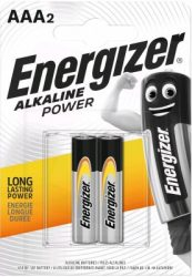 ENERGIZER Power B2 AAA mikro E92 2 db (12/karton)