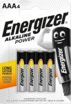ENERGIZER Power B4 AAA mikro E92 4 db (12/karton)