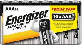 ENERGIZER Power B16 AAA mikro E92 zsugoros 16 db (12/karton)