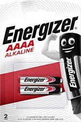ENERGIZER Ultra+ BL2 AAAA E96 2 db (5/karton)