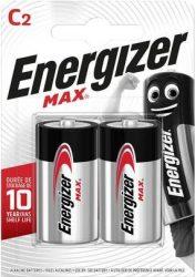 ENERGIZER MAX B2 C baby E93 2 db ÚJ! (6/karton)