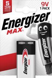 ENERGIZER MAX B1 9V 522 1 db ÚJ! (12/karton)