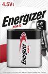 ENERGIZER MAX B1 4,5V lapos 3LR12 1 db ÚJ! (12/karton)