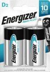 ENERGIZER MAX PLUS B2 D góliát E95 2 db (12/karton)