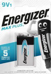 ENERGIZER MAX PLUS B1 9V 522 1 db (12/karton)