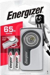 ENERGIZER Compact LED Metal + 2 db AA elemlámpa (12/karton)