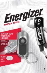 ENERGIZER Keychain Light + 2 db CR2032 Touch Tech elemlámpa (12/karton)