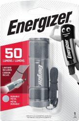 ENERGIZER Metal Light LED (3AAA) elemlámpa elem nélkül (12/karton)