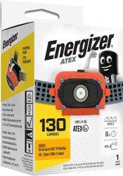 ENERGIZER Headlight Atex 4 LED (3AA) fejlámpa elem nélkül (3/karton)