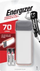 ENERGIZER Compact 2in1 + 2 db AAA elemlámpa (6/karton)