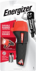 ENERGIZER Impact Rubber LED + 2 db AAA elemlámpa (12/karton)