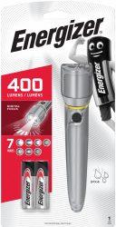 ENERGIZER Metal Vision HD Focus 3 LED + 2 db AA elemlámpa (4/karton)