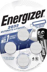 ENERGIZER Ultimate Lithium B4 CR2032 4 db (10/karton)