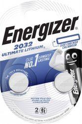 ENERGIZER Ultimate Lithium B2 CR2032 2 db (10/karton)