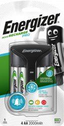 ENERGIZER Pro töltő + 4 db AA Power+ 2000mAh (4/karton)