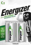 ENERGIZER Power+ B2 C 2500mAh baby akku 2 db (6/karton)