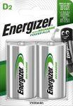 ENERGIZER Power+ B2 D 2500mAh góliát akku 2 db (6/karton)
